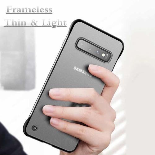 Case Sin Bordes Samsung Note 20 Ultra, S20, S10, S20 Ultra