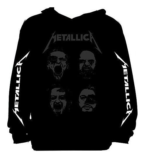 Blusa Metallica Black Album Versão. Blusa Thrash Heavy Metal