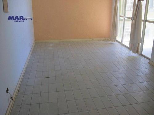 Imagem 1 de 12 de Apartamento Residencial À Venda, Centro, Guarujá - . - Ap9845