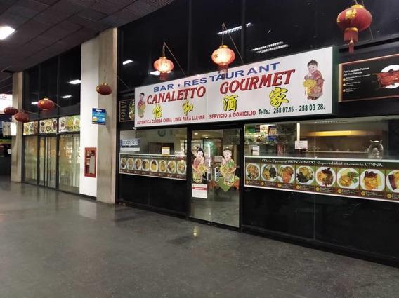 Local Restaurante Alquiler 04142406660