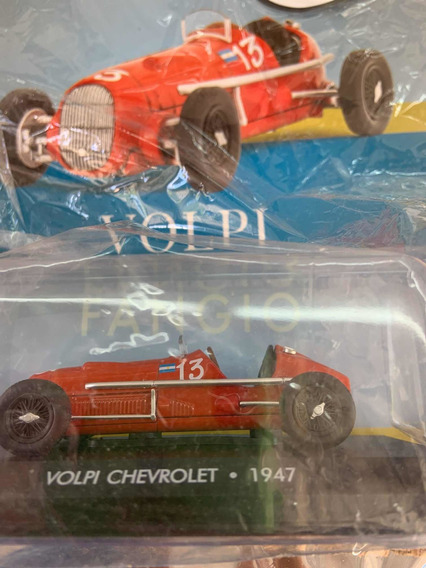 Fangio - Volpi Chevrolet 1947