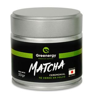 Greenergy Premium Matcha | Ceremonial. 30 Grs.