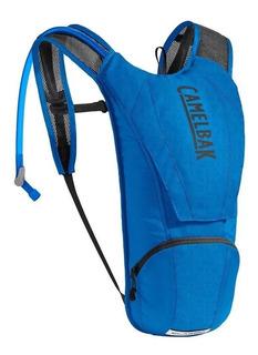 Mochila De Hidratação Térmica Camelbak Classic 2,5l Azul Mtb