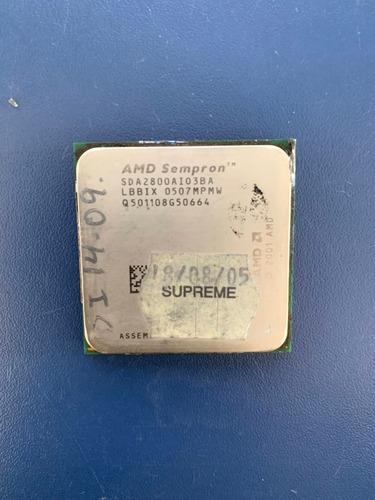 Imagem 1 de 3 de Processador Amd Sempron 2800+ Sda2800ai03ba Lbbix 0507mpmw