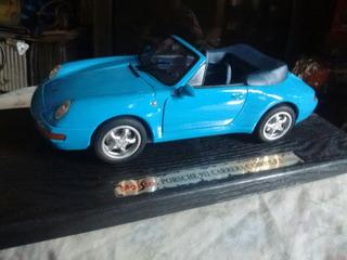 Porsche 911 (993) Carrera Cabriolet Maisto 1/18