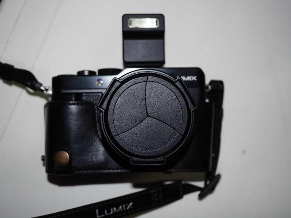 Panasonic Lumix Lx100 Ii, Mkii 2 Estado De Zero Com Brindes