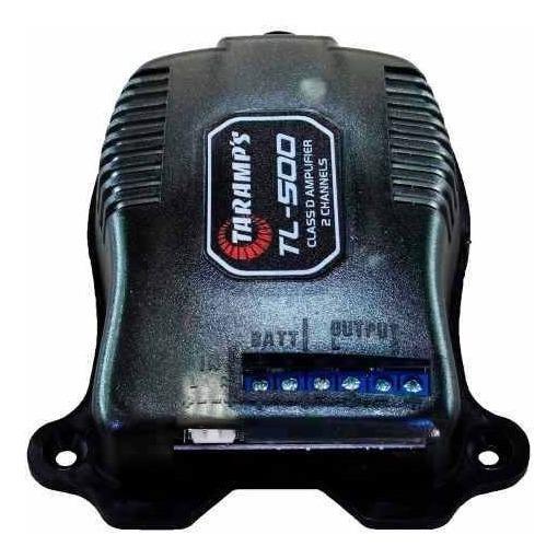 Módulo Tl 500 Amplificador Taramps Tl500 100w Rms 2 Canais