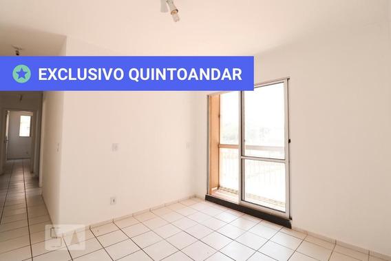 Apartamento No 1º Andar Com 3 Dormitórios E 1 Garagem - Id: 892968225 - 268225