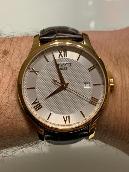 Relógio Tissot Tradition T-classic