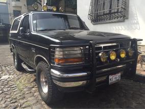 Ford Bronco Eddie Bauver 92