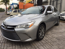Toyota Camry Exl 2015 Plata