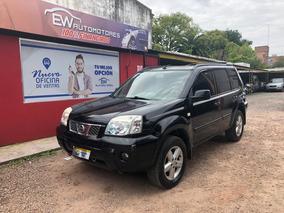 Nissan X-trail 2.2 4x4 Negra Precio 100% Financiado