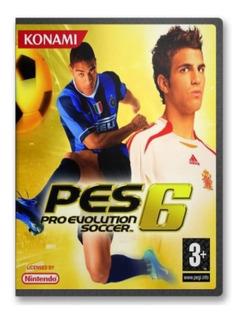 Pes 6 Pc - Pro Evolution Soccer en Mercado Libre Argentina