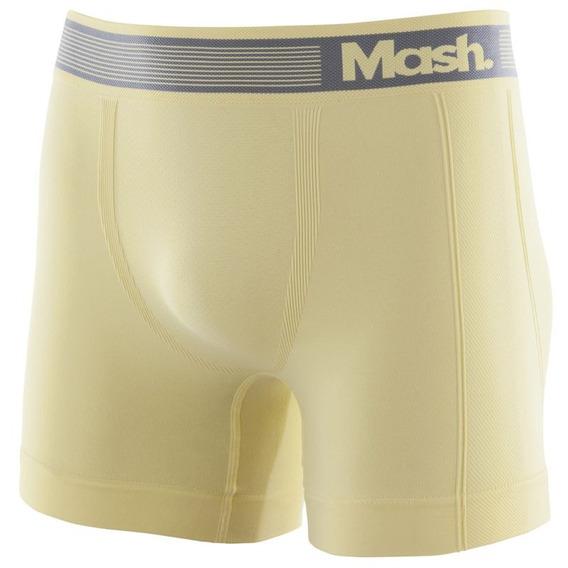 Cueca Boxer Mash Microfibra Sem Costuras - 710.01