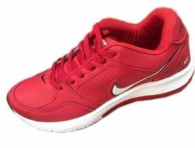 dd55a278c09 Tenis Nike Air Toukol Vermelho Masculino Outros Modelos - Calçados ...