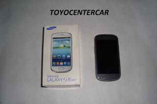 Samsung Galaxy S3 Mini Usado En Excelente Condiciones