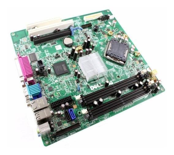 Placa Dell Optiplex 760 0m859n + Core 2 Duo E4600 + 2gb Ddr2