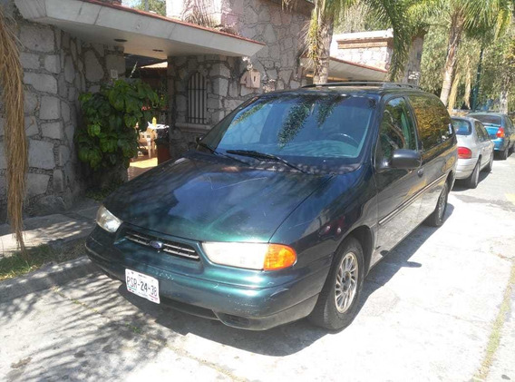 Ford Windstar Gl Plus Aa Tras. Ee Mt 1998