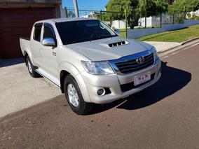 Toyota Hilux Srv 3.0 4x2 2015 166000 Km