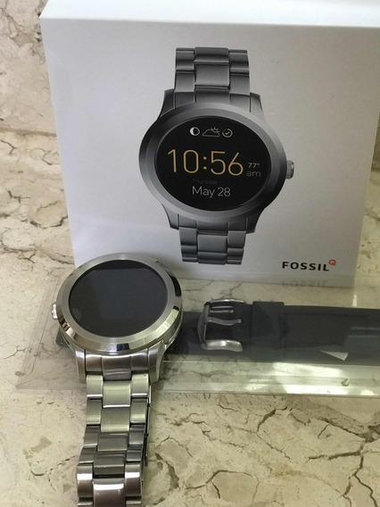 Smartwatch Fossil Q Founder + Pulseira