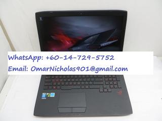 Asus Rog G751jy-dh71 I7 24gb 1tb + 256gb Original