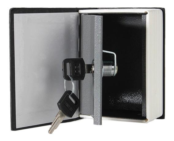 Caja De Seguridad Alcancia Oculta Pequeña Simulada Libro