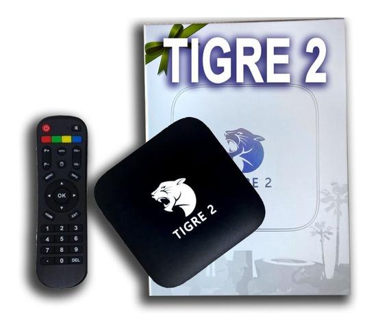 Aparelho Tv Box Tlgre 2 Original (total Iivre) Enviolmediato