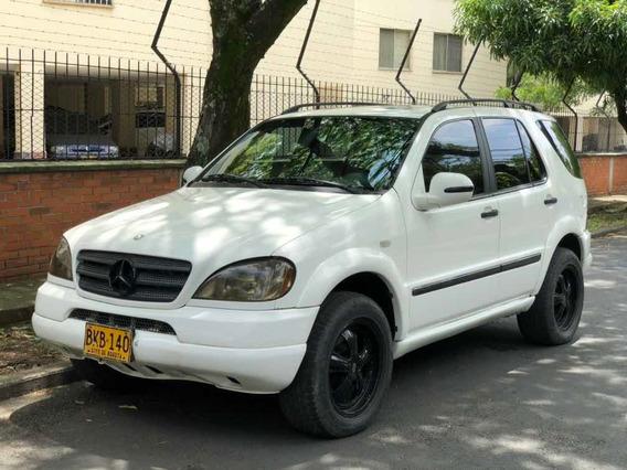 Mercedes Benz Clase Ml 320