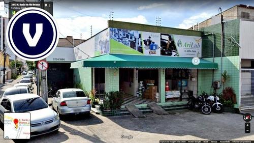 Ponto Comercial Na Rua Barão Do Rio Branco - Ponto Comercial A Venda No Bairro José Bonifácio - Fortaleza, Ce - Ve76708