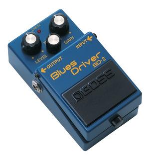 Pedal Boss Bd-2 Blues Driver Guitarra - Cuotas
