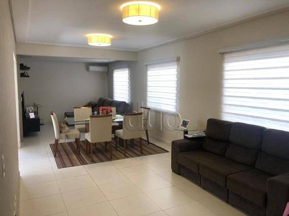 Casa Com 3 Dormitórios À Venda, 220 M² Por R$ 850.000,00 - Ypês - Piracicaba/sp - Ca3106