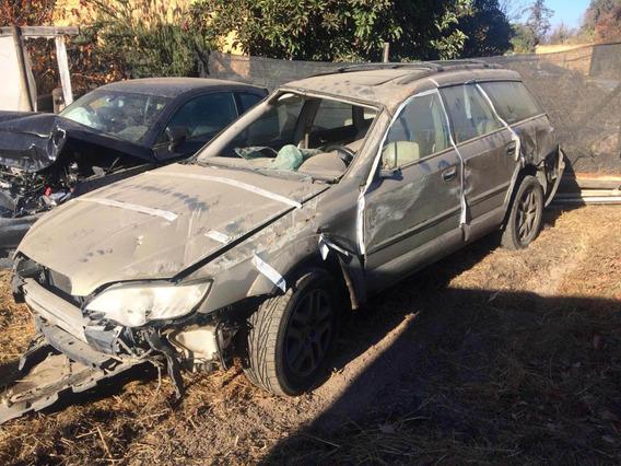 Subaru Outback Desarme 2.5 Awd Automático