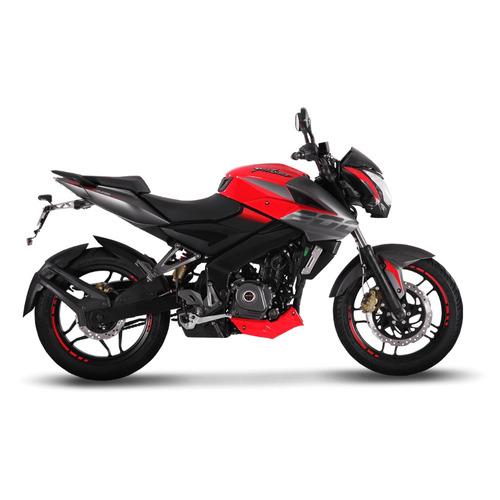 Moto Bajaj Rouser Ns 200 Rojo Nuevo Diseño Sport 0km