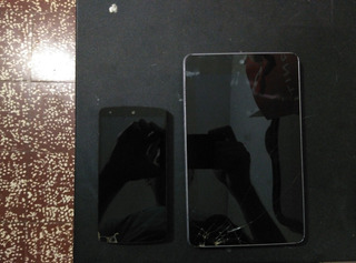 Nexus 5 Y Nexus 7 Para Repuestos