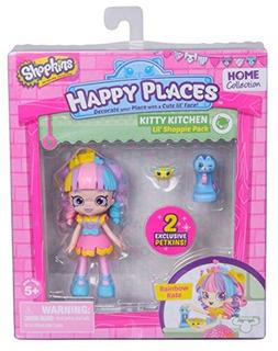 Happy Places Shopkins Paquete Individual Rainbow Kate