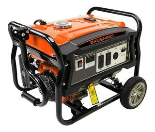 Generador portátil Kushiro 5000 4500W monofásico 220V
