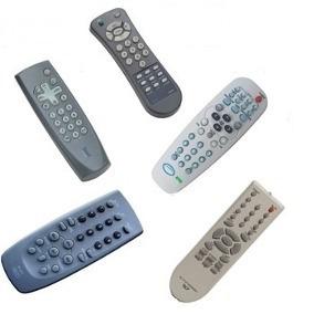 Kit Com 100 Controles Tv Cce, Philips, Philco, Lg Atacado
