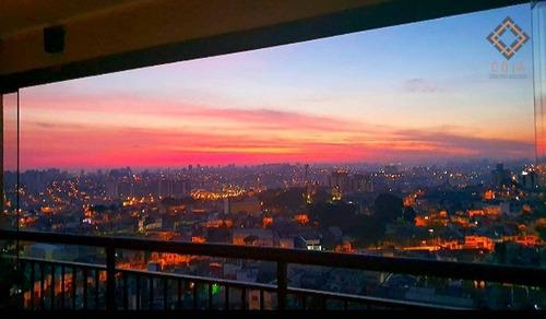Apartamento Com 2 Dormitórios À Venda, 68 M² Por R$ 500.000,00 - Ipiranga - São Paulo/sp - Ap48805