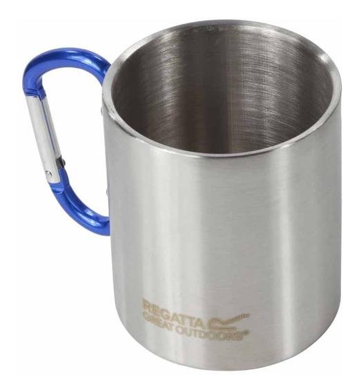 Taza Regatta Steel Mug With Handle