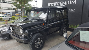 Nueva Hunter Uza - Camioneta Militar Rusa