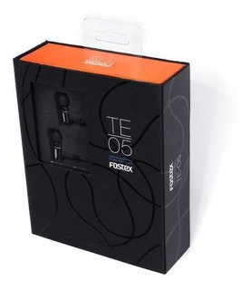 Auriculares In Ear Profesional Fostex Te-05 Driver Te05