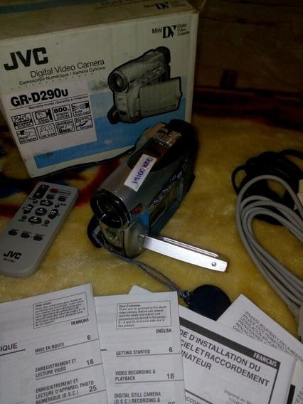 Camara Digital Jvc
