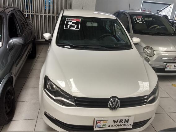 Volkswagen Voyage 1.0 Comfortline Total Flex 4p 2015