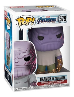 Funko Pop Avengers Endgame 579 Thanos In The Garden M4e