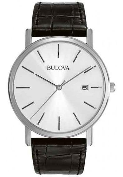 Relógio Bulova Masculino Dress Collection Wb21150q