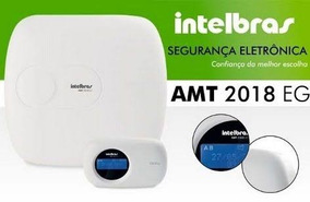 Central Monitorada Amt 2018 Eg Intelbras