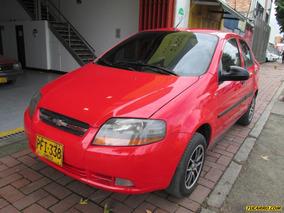 Chevrolet Aveo Ls Mt 1400cc Sa
