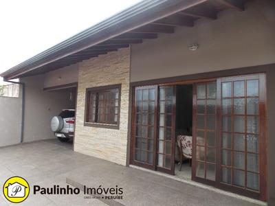 Casa Para Venda Em Peruíbe, 3 Suítes, Piscina, Churrasqueira, Armários Planejados, Perto Do Centro E 500 M Da Praia. Linda!!! - Ca02578 - 4512682