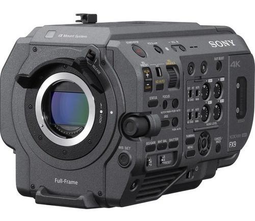 Sony Pxw Fx9 Xdcam 6k Full-frame Camera (corpo)