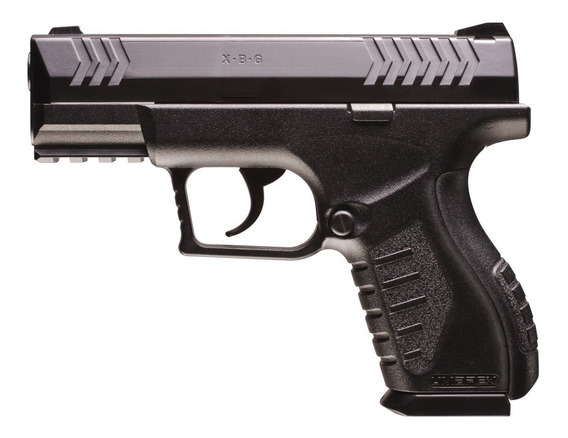 Marcadora Airsoft Umarex Xbg 45 2 Co2gas Gratis